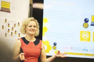 Sara Horsfall CEO Ginibee